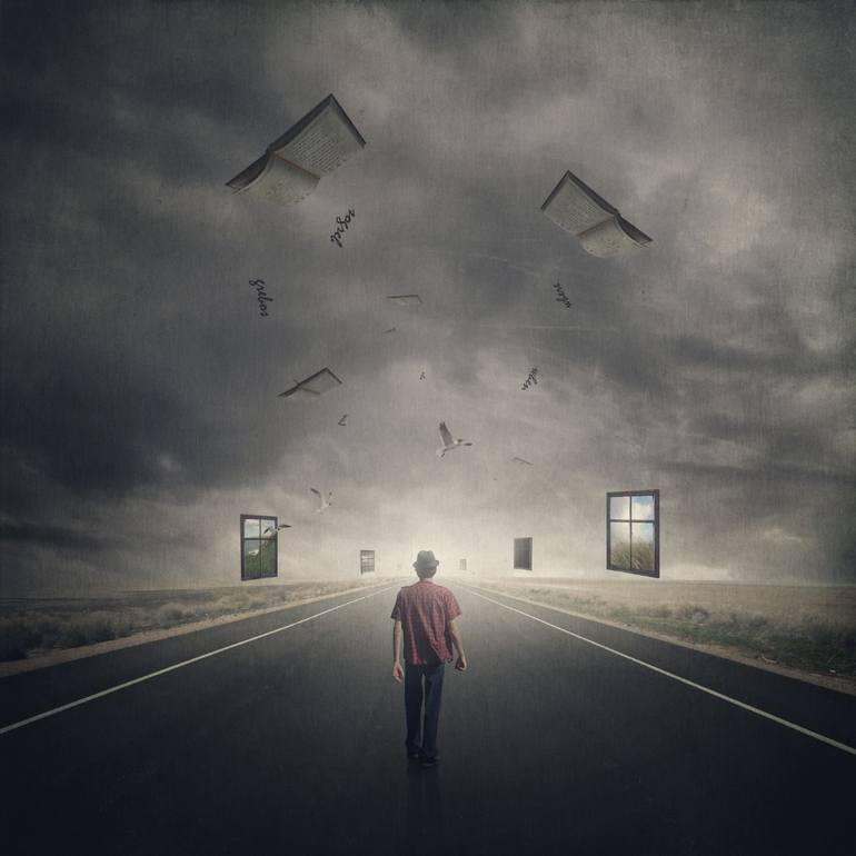 The Dream Walker; Edition 1 of 10, Michael Vincent Manalo