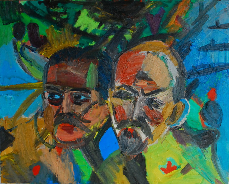 Two Communists , Hans Heiner Buhr