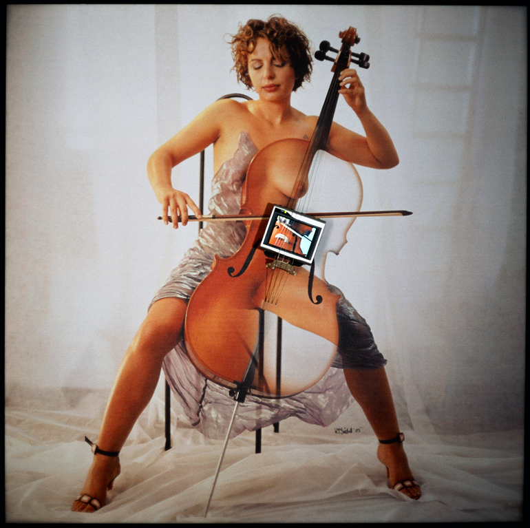 Cello Girl, Wayne Tindall