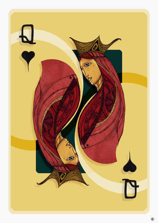 Queen of Hearts, Tiago Spina