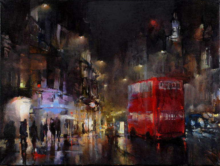 London, Alvis Zemzaris