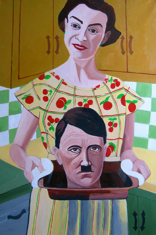 Serving Adolf, Toni Silber-Delerive
