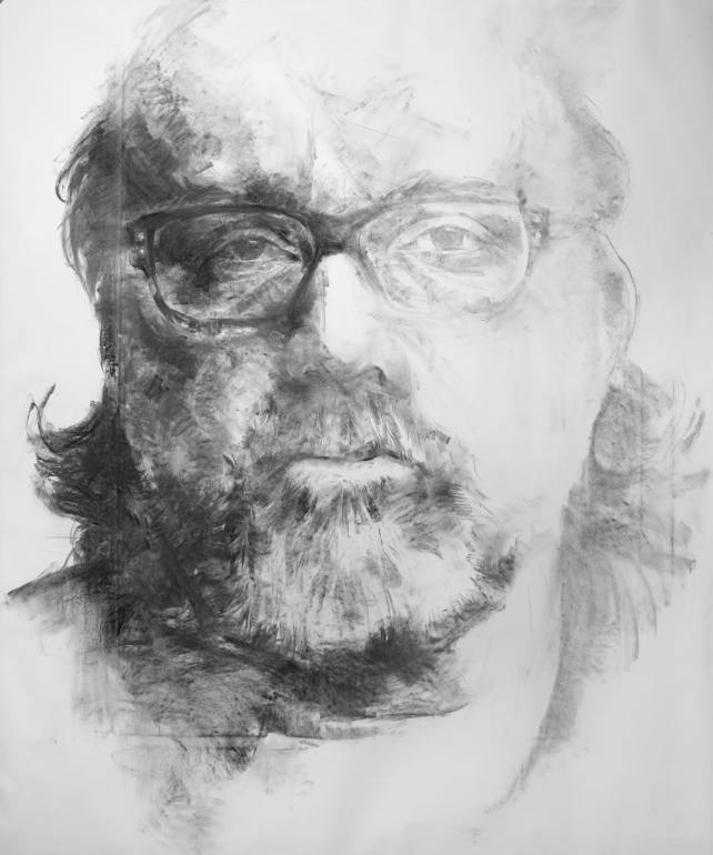 Self Portrait, Khalid Khan - KAAY