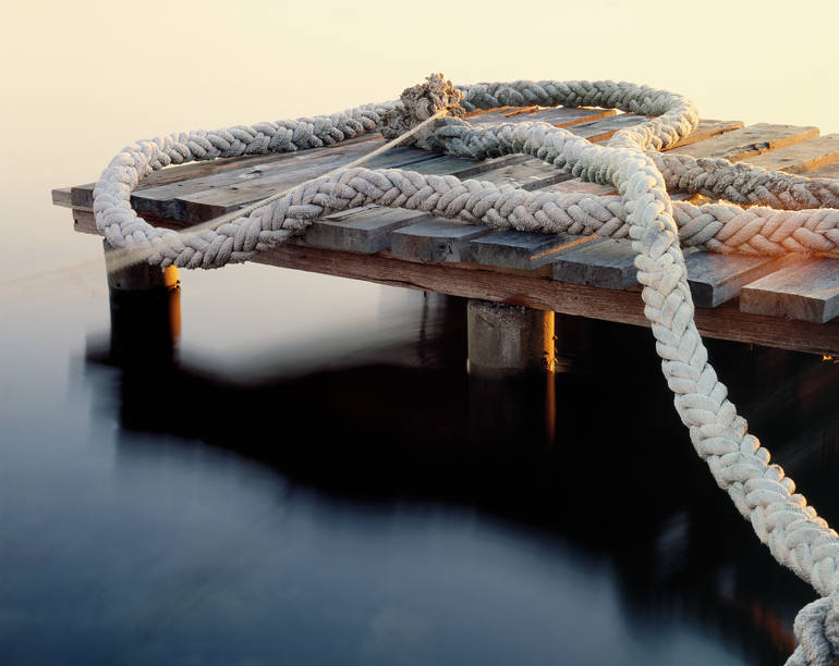 The Rope, Lake Macquarie, Australia, Paul Foley