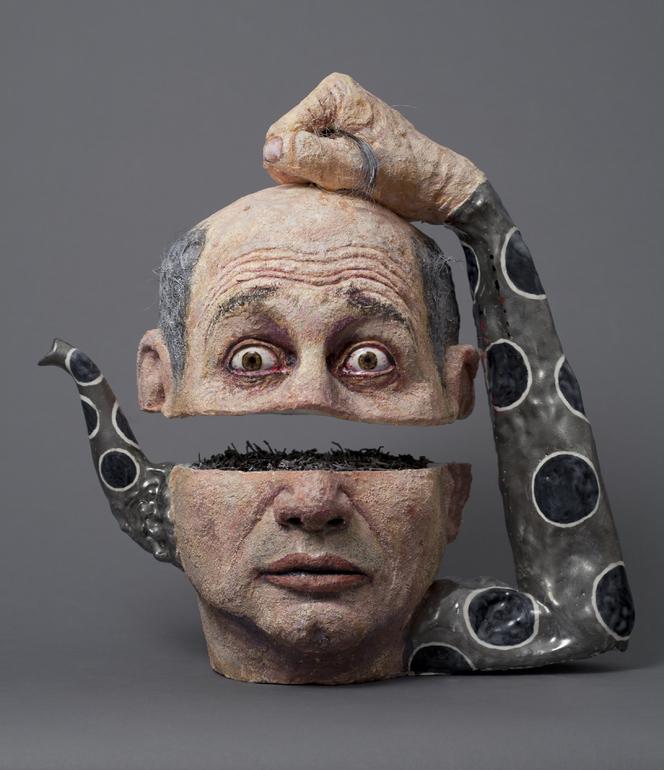 Saatchi Art Artist: Noi Volkov; Ceramic 2013 Sculpture ...