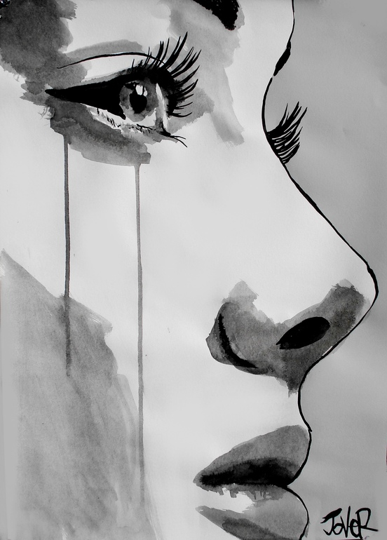 Saatchi Art Artist Loui Jover Pen And Ink 2012 Drawing