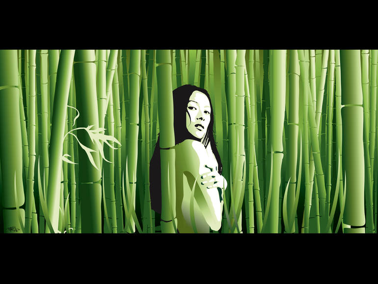 'Bamboo', Morgan Art