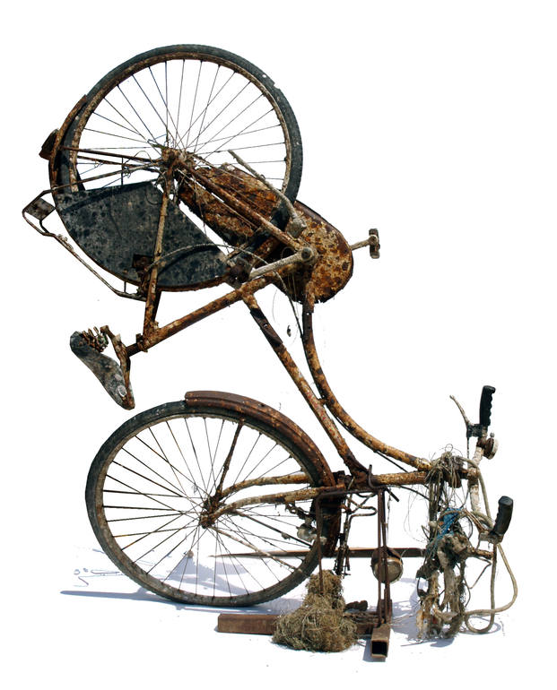 BIKE OF THE SEA, Andrea de Ranieri