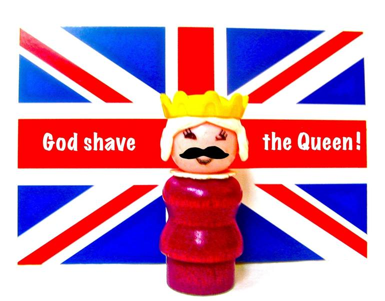 God Shave The Queen, Ricky Sencion