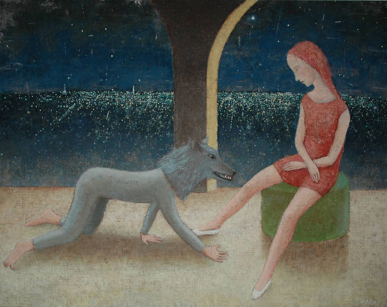 The Annunciation, June Sira