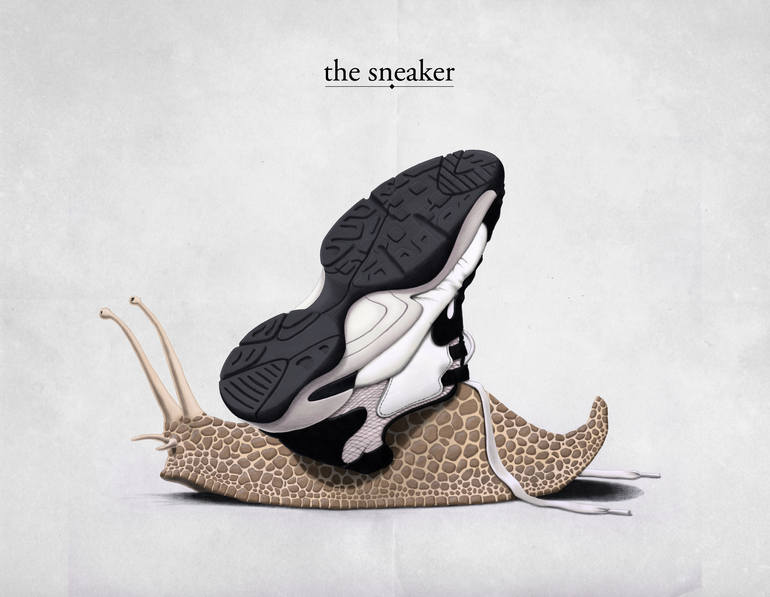 The Sneaker, Rob Snow