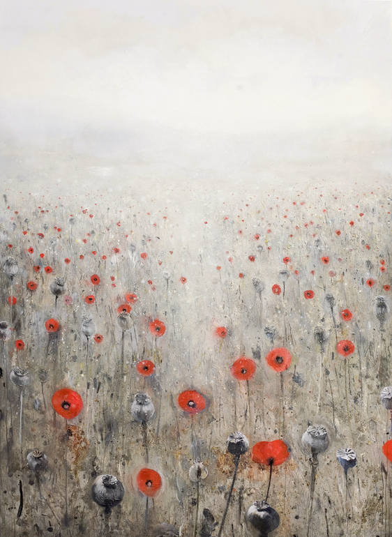 Poppyfield No.3 (sold), Kevin Gray