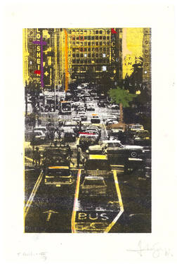 The City - Monotype SOLD