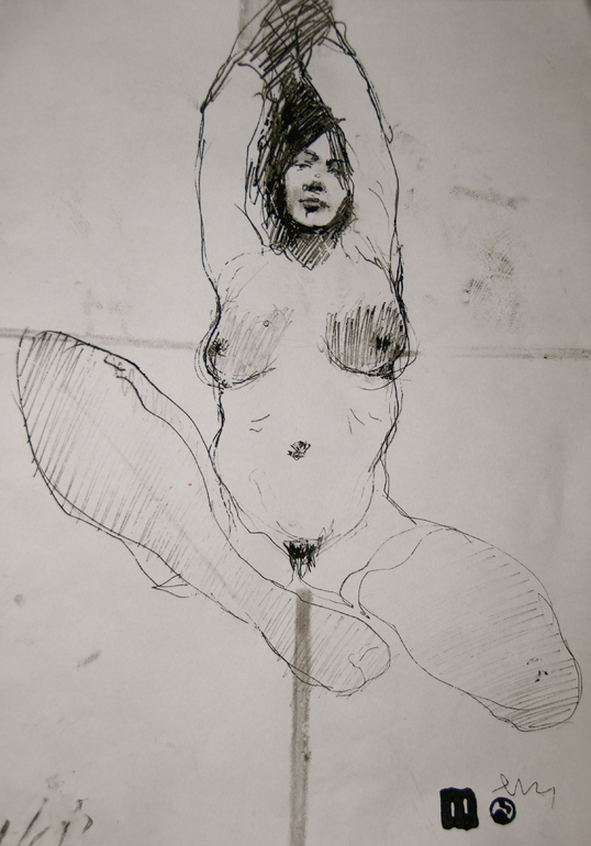 NUDE No. 2710, Michael Lentz