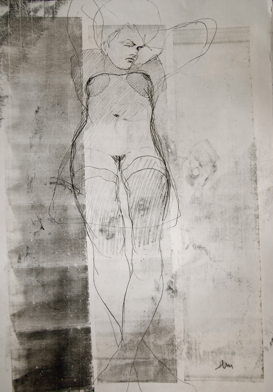 NUDE No. 2721, Michael Lentz