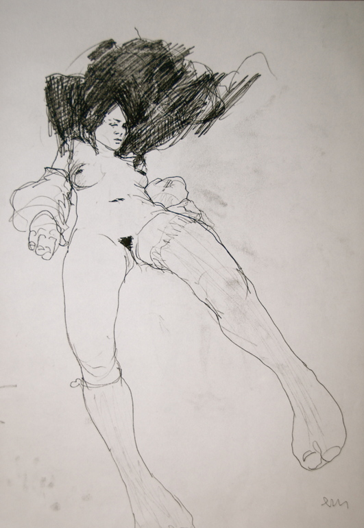NUDE No. 2781, Michael Lentz