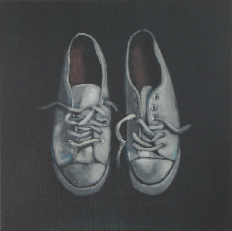 Used White Shoes, Karl Seitinger