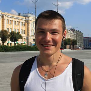 Oleksandr Neliubin's Profile