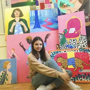 Anastasia Galochkina avatar