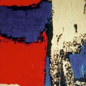 Wanda Jeanne Kavanagh - Abstract Painter's Profile
