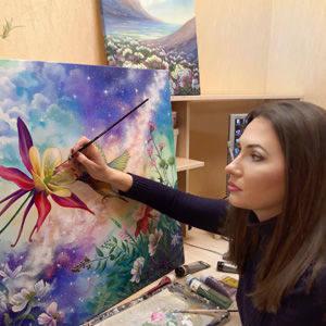 Anna Steshenko's Profile