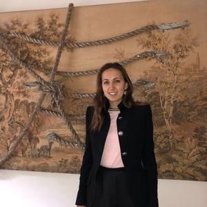 Kseniya Oudenot's Profile
