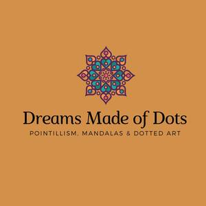 Dreams Made of Dots Pointillism Mandalas and Dotted Art's Profile