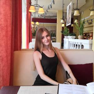 Анжелика Шекунова  avatar