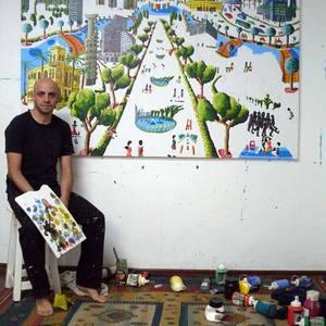 Raphael Perez  Israeli Artist's Profile