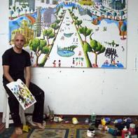 Raphael Perez  Israeli Artist