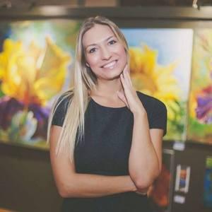 Maryna Danylovych's Profile
