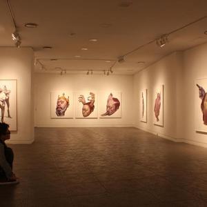 saatchi art gallery