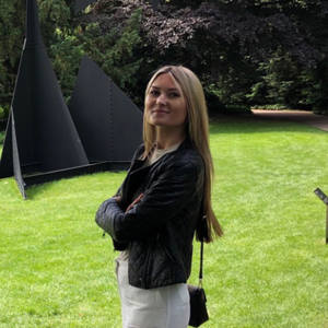 Irina Kitaieva's Profile
