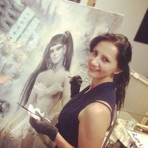 Irina Sergeyeva's Profile