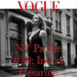 Indira Cesarine's Profile