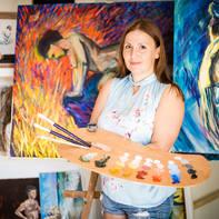 Nataliya Ishtrikova Artemidy