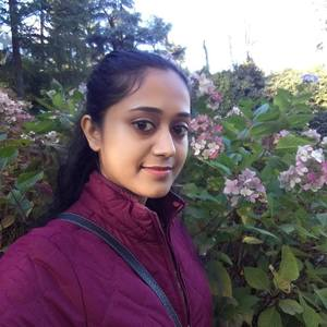 Prapti Maity's Profile