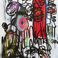 Mister Artsy Graffiti Amsterdam